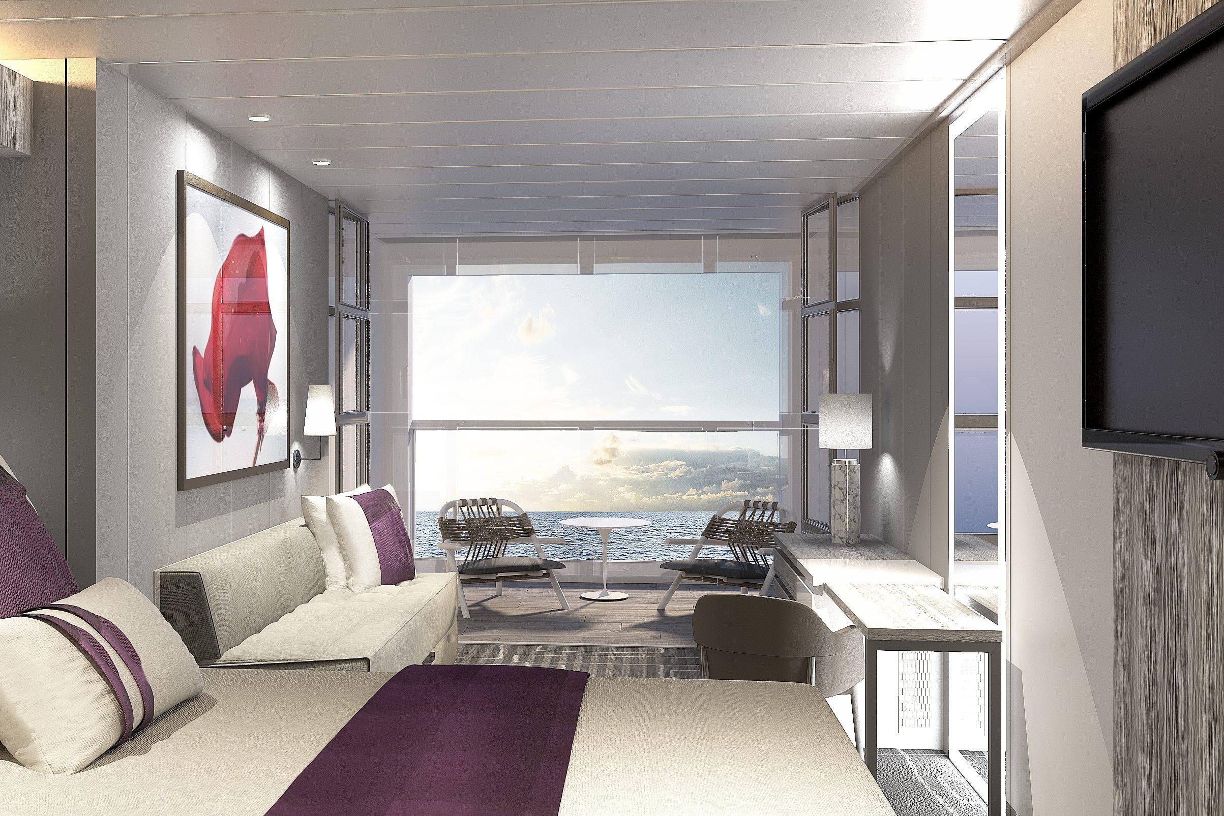 Celebrity solstice sky suite floor plan