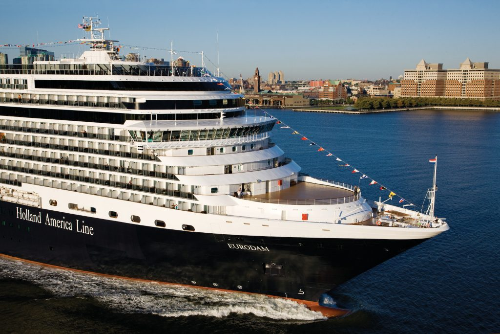 Holland America Sets A Course For Greece
