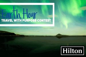 Hilton Invites The World To Celebrate Earth Hour