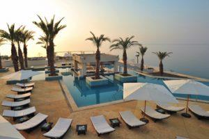 Hilton Opens Dead Sea Resort