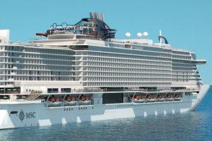 TravelBrands, MSC Giving Away A Cruise