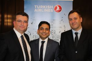 Turkish Airlines Honours Top Partners