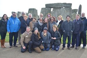 Canadian Operators Explore South England