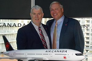 Air Canada Takes Off To Three More