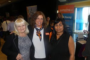 Sunwing Launch – What An Experience!