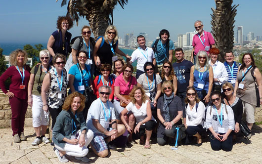 Agents Discover Israel With Transat