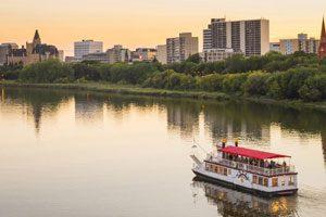 Anderson Celebrates Canada's 150th
