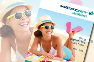 WestJet Vacations Sneak Peek