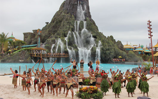 It's Official, Volcano Bay Is Open