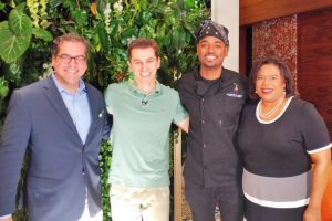 Chef Ralph Motta Named U.S. Virgin Islands Culinary Ambassador