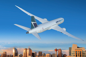 WestJet, Hong Kong Airlines Team Up