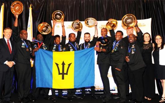 Barbados wins top Caribbean culinary honours