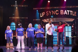 'Lip Sync Battle' for charity aboard Carnival Dream