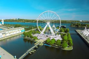 Montreal ferris wheel set for July opening
