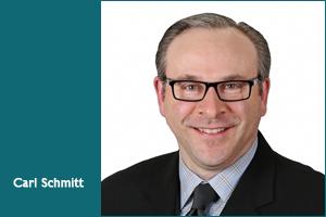 Ensemble Names Schmitt To New Post