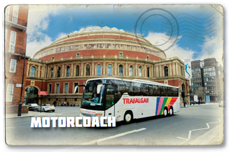 Trafalgar the perennial favourite with Canadian agents in the motorcoach category of Agents' Choice Awards 2017