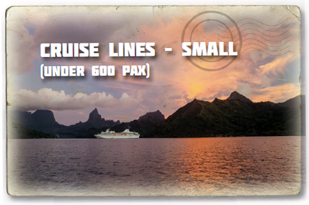 Paul Gauguin Cruises is agents' favourite small-ship cruise line in Agents' Choice Awards 2017