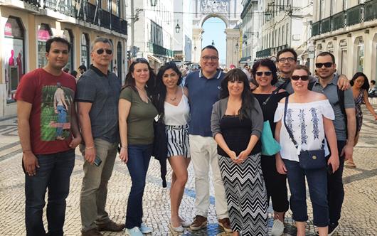 Canadian Operators Discover Lisbon