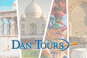 Dan Tours Hosts September India Fam