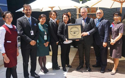 Star Alliance earns award