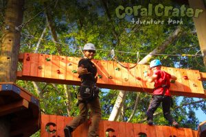 Adventure Park opens in west Oahu