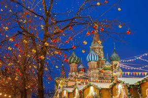 Insight Gets Festive In Russia