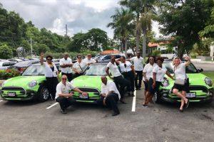 Unique Vacations Team Tries Jamaica's Latest