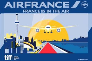 Air France Teams Up With TIFF