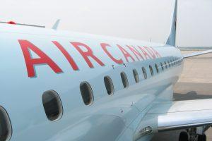 Air Canada Issues Travel Alert