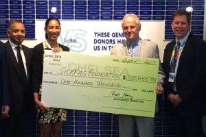 Chelsea Hotel, Toronto Raises $100,000 for SickKids