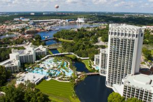 Disney Hotels Extend the Magic