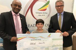 Ethiopian Airlines Winner