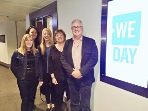The Travel Corporation Celebrates WE Day