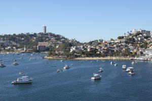 Acapulco reports minimum impact from earthquake
