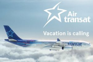 Transat Gets The Message Out