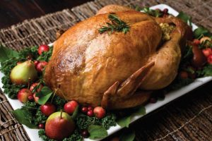 Make Thanksgiving a tradition at Fairmont Empress