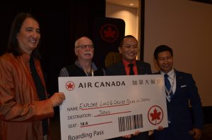 Japan Cruising in Spotlight at YVR event