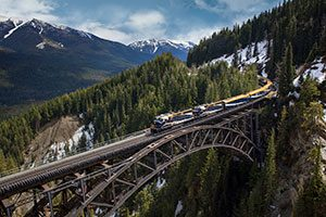 Rocky Mountaineer: What's New For 2018?