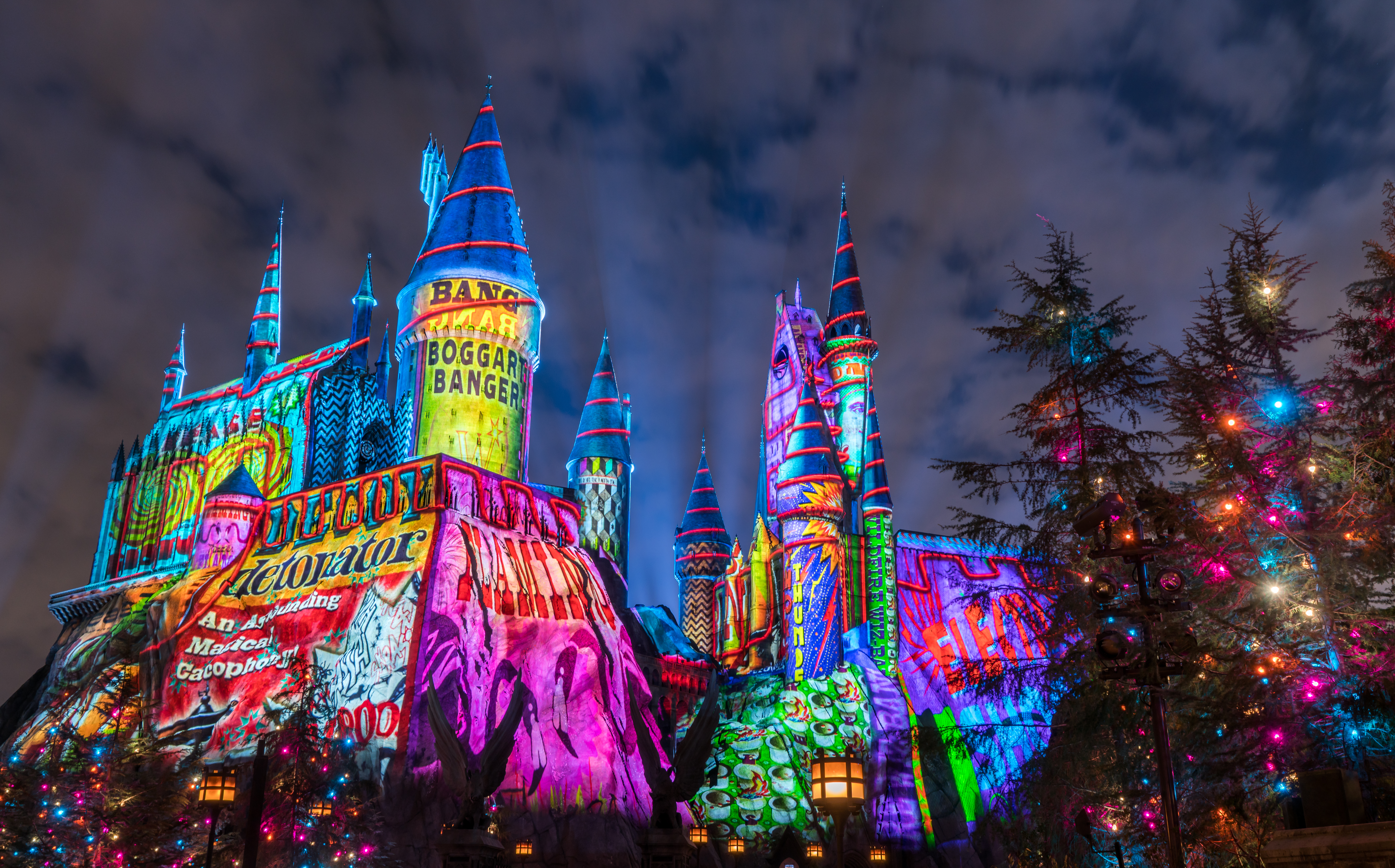 Christmas Harry Potter.Christmas Harry Potter Style Travelpress