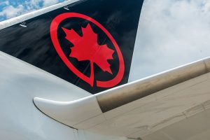 Air Canada Says 'Welcome Home'