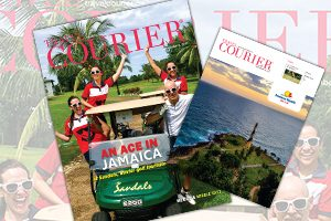 An Ace In Jamaica At Sandals, Baxter Tournament