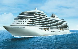 Regent Seven Seas Names New Ship