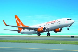 Sunwing Launches YVR-Montego Bay Service