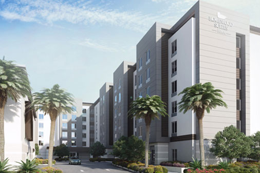 Homewood Suites By Hilton Las Vegas City Center Opens