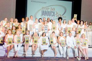Jamaica Rewards Top Selling Agents