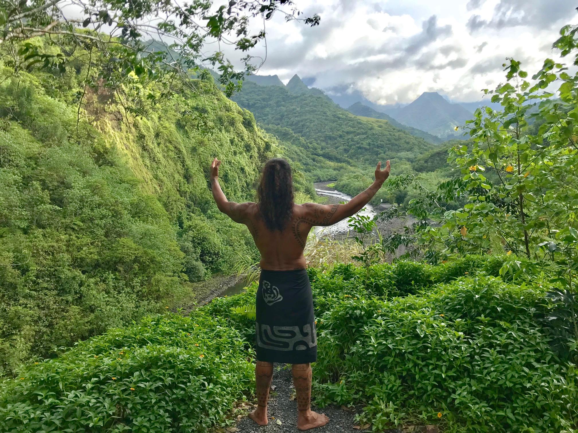 EXCLUSIVE: Taking In Tahiti's Wonders