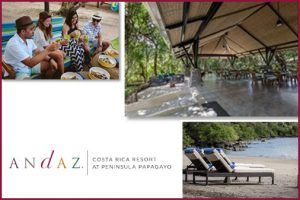 Andaz Costa Rica opens signature beach house