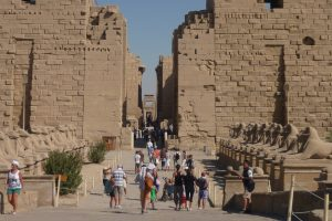 Scenic cruises Egypt in style