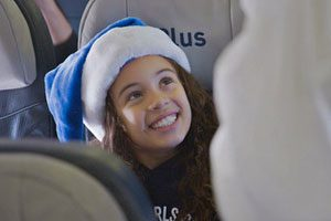 WestJet Releases Christmas Miracle Video