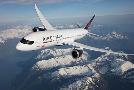 Air Canada Goes YVR-Delhi Year-Round